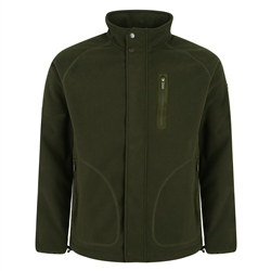 Olive Birra Technical Weatherproof Fleece
