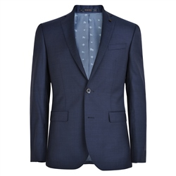 Magee 1866 Navy Micro-Fine Weave Tailored Fit Suit