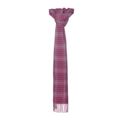 Magee 1866 Multicoloured Plaid Scarf