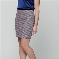 Multicoloured Carey Skirt