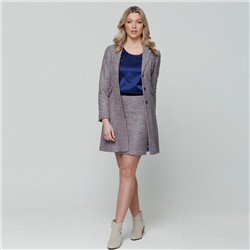 Multicoloured Grace Tailored Fit Coat