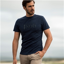 Magee 1866 Navy Clogher 1866 T-Shirt