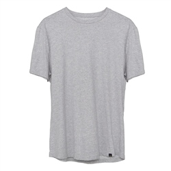 Magee 1866 Grey Clogher Plain T-Shirt
