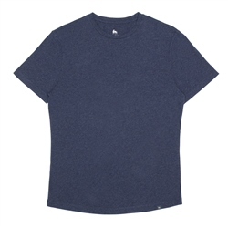 Magee 1866 Navy Clogher Plain T-Shirt