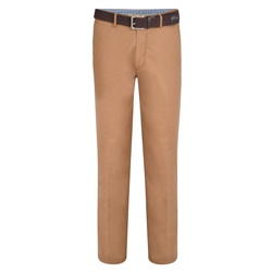 Magee 1866 Sandy Dungloe Washed Classic Fit Trouser