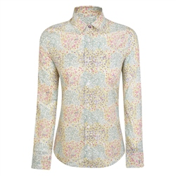 Multicoloured Hannah Liberty Print Classic Fit Shirt