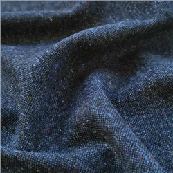 Eske - Blue Salt & Pepper Donegal Tweed