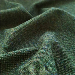 Eske - Green Salt & Pepper Flecked Donegal Tweed