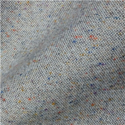 Limited Edition - Multicoloured Linen Blend Salt & Pepper Donegal Tweed