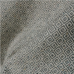 Magee 1866 Limited Edition - Grey Diamond Design Tweed