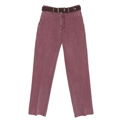 Magee 1866 Dungloe Trousers in Maroon