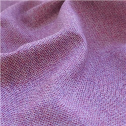 Interiors Limited Edition - Purple Hopsack Donegal Tweed