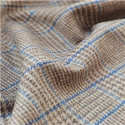 Magee 1866 Rockall - Glen Check Donegal Tweed