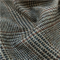 Magee 1866 Rockall - Green Glen Check Donegal Tweed