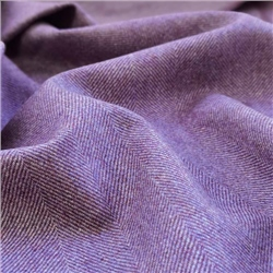 Interiors Limited Edition - Orchid Herringbone Donegal Tweed
