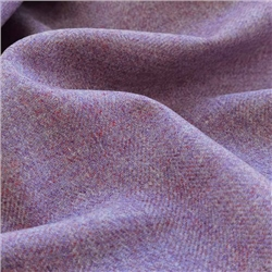 Interiors Limited Edition - Heather Herringbone Donegal Tweed