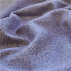 Interiors Limited Edition - Purple Herringbone Donegal Tweed