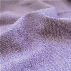 Interiors Limited Edition - Lavender Herringbone Donegal Tweed