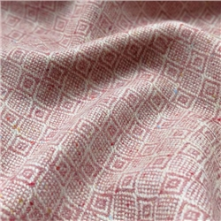 Magee 1866 Pink & Cream Diamond Donegal Tweed