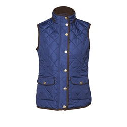 Magee 1866 Navy Quilted Gilet