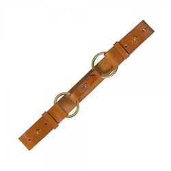 Magee Clothing Ballinasloe Tan Belt