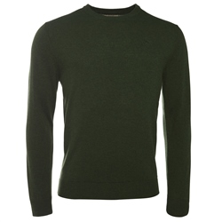 Magee Clothing Green Cashmere Jumper