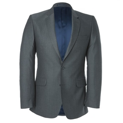 Grey Mix & Match 3-Piece Suit Jacket