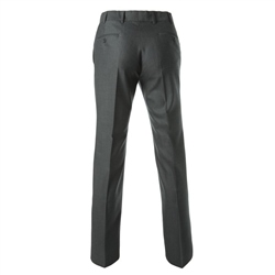 Grey Mix & Match 3-Piece Tailored Fit Suit Trouser
