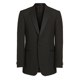 Black Single Breasted Dinner Suit Jacket