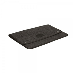 "Magee Clothing Grey and Navy Tweed 13"" Laptop Sleeve"
