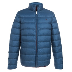 Magee 1866 Teal Duck Down Jacket