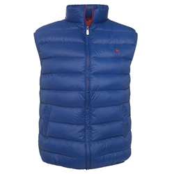 Magee 1866 Blue Duck Down Gilet
