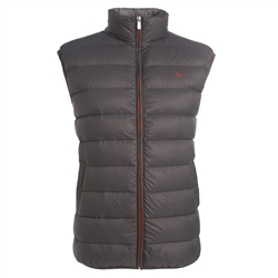 Magee Clothing Taupe Duck Down Gilet
