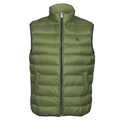 Magee Clothing Green Duck Down Gilet