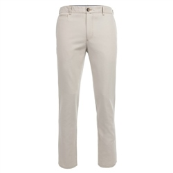 Magee Clothing Tully - Beige Cotton Canvas Chinos