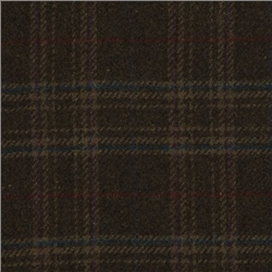 Magee 1866 Forest Green Check Donegal Tweed