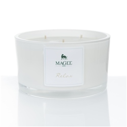 Magee Clothing Luxury Relax Candle
