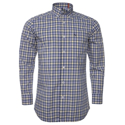 Magee Clothing Multicoloured Button Down Shirt
