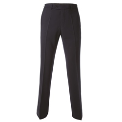 Navy Travel Mix & Match 3-Piece Suit Trouser