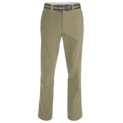Magee Clothing Beige Cotton Chinos