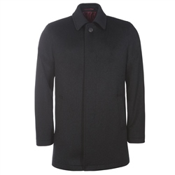 Magee Clothing Charcoal City Coat