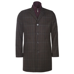 Magee 1866 Orion Dark Green Overcoat