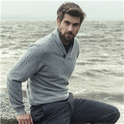Magee Clothing Errigal Cashmere Donegal Fleck Sweater