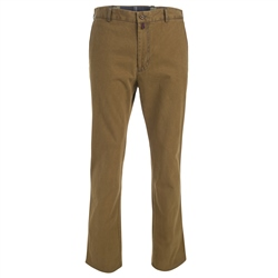 Magee Clothing Mustard Cotton Canvas Chino