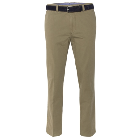 Magee 1866 - Dungloe Beige Washed Trouser