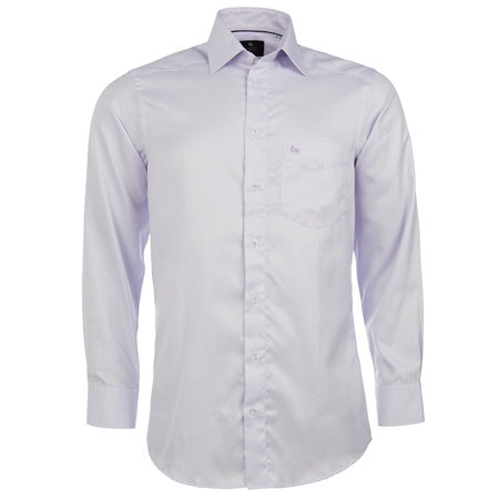 Magee 1866 - Classic Lilac Regular Fit Shirt
