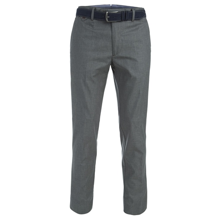 Charcoal Naran Tailored Fit Trouser  - Click to view a larger image