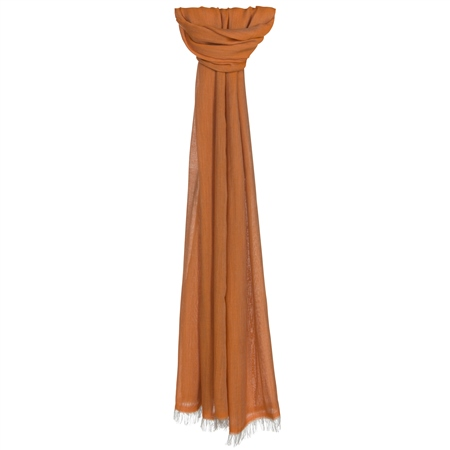 Orange Scarf  - Click to view a larger image