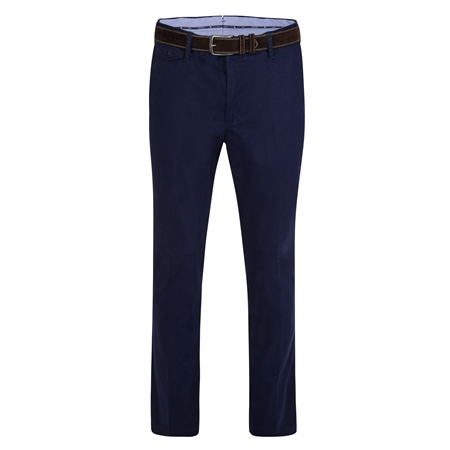 Tormore Navy Tailored Fit Chino   - Click to view a larger image