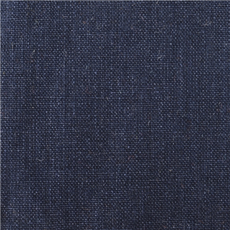 Navy Blue Micro Design Linen  - Click to view a larger image